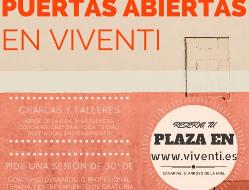 Jornadas de puertas abiertas en Viventi