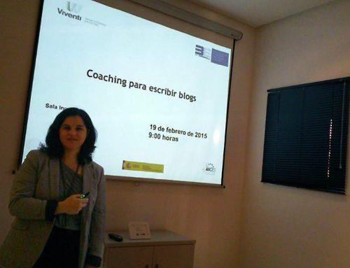 Aplicando el coaching para escribir blogs