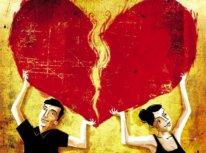 Dejar atrás una ruptura de pareja