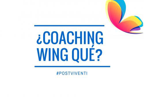 ¿Coaching wing qué?