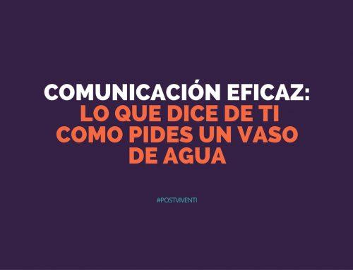 Comunicación eficaz: Lo que dice de ti como pides un vaso de agua