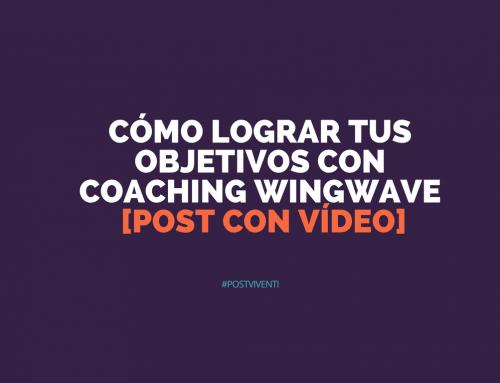 Cómo conseguir objetivos con coaching wingwave