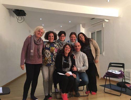 Así es un taller en Viventi: taller cómo preparar una charla