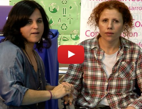 Vídeo con demostración del uso del coaching wingwave para el estrés laboral